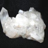 マダガスカル産 クラスター水晶 (大サイズ:重量1㎏)