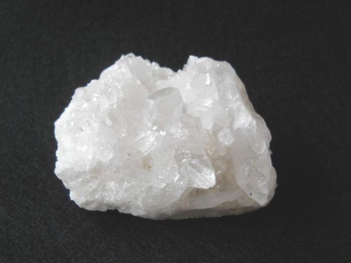 ブラジル産クラスター水晶